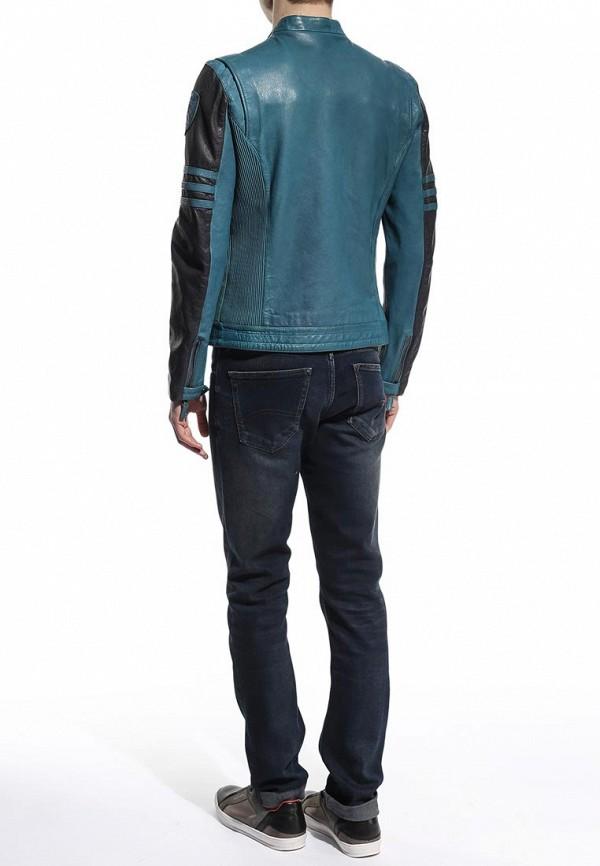 Кожаная куртка Blauer 15sblul02481: изображение 4