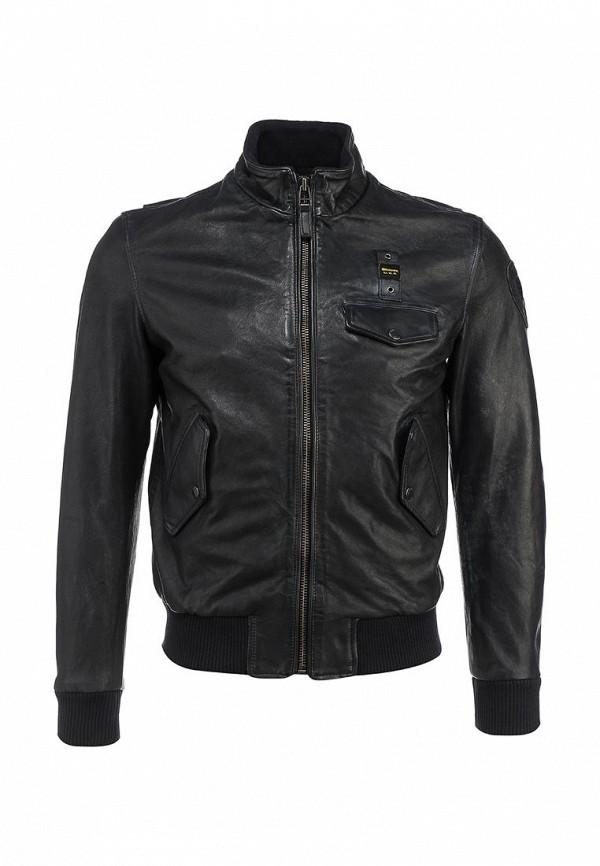 Кожаная куртка Blauer 15sblul02033: изображение 1