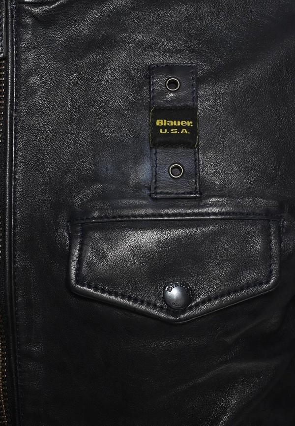 Кожаная куртка Blauer 15sblul02033: изображение 2