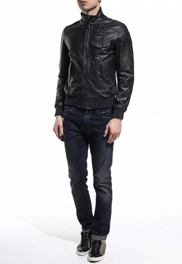 Кожаная куртка Blauer 15sblul02033: изображение 3