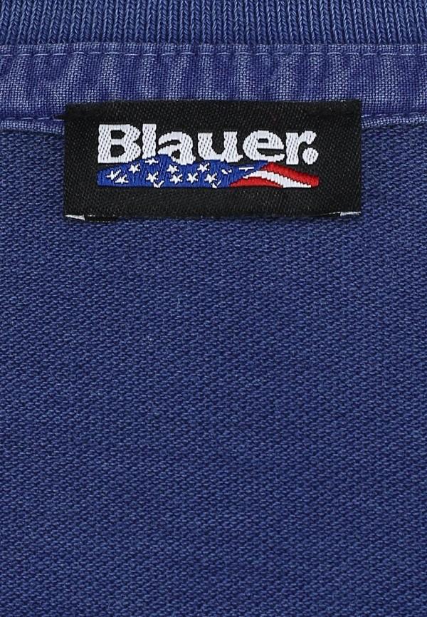 Мужские поло Blauer 15sblut02069: изображение 2