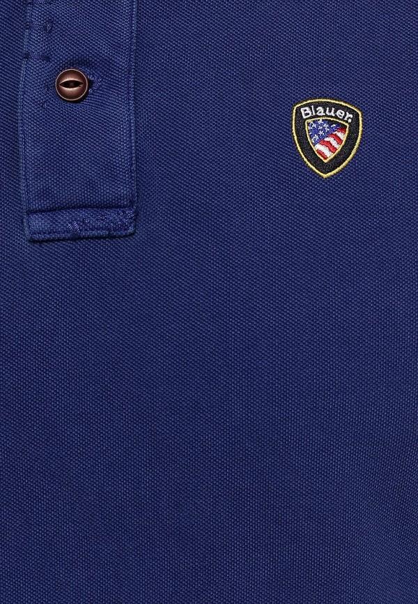 Мужские поло Blauer 15sblut02069: изображение 6
