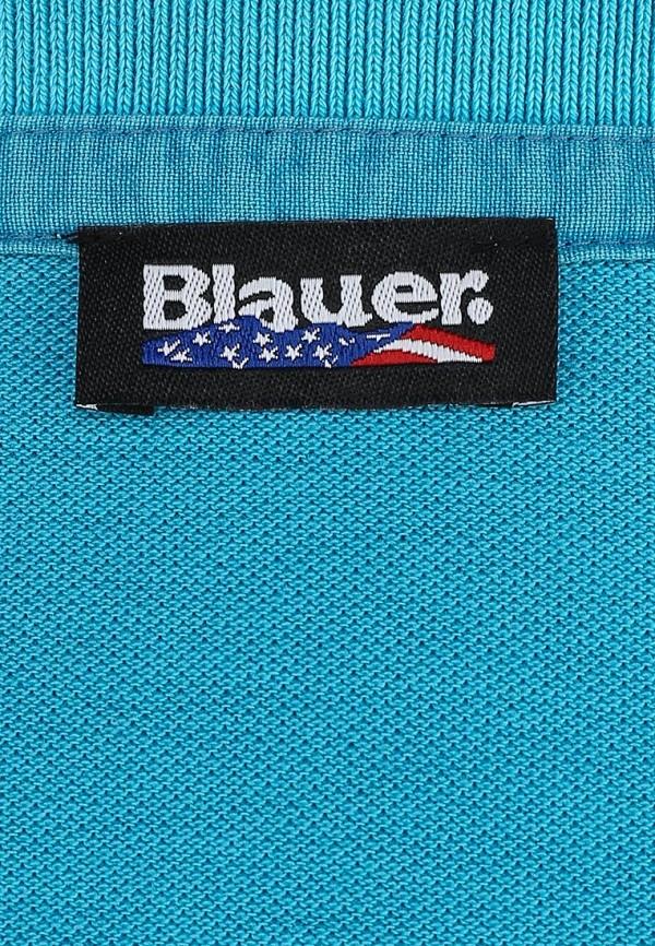 Мужские поло Blauer 15sblut02071: изображение 2