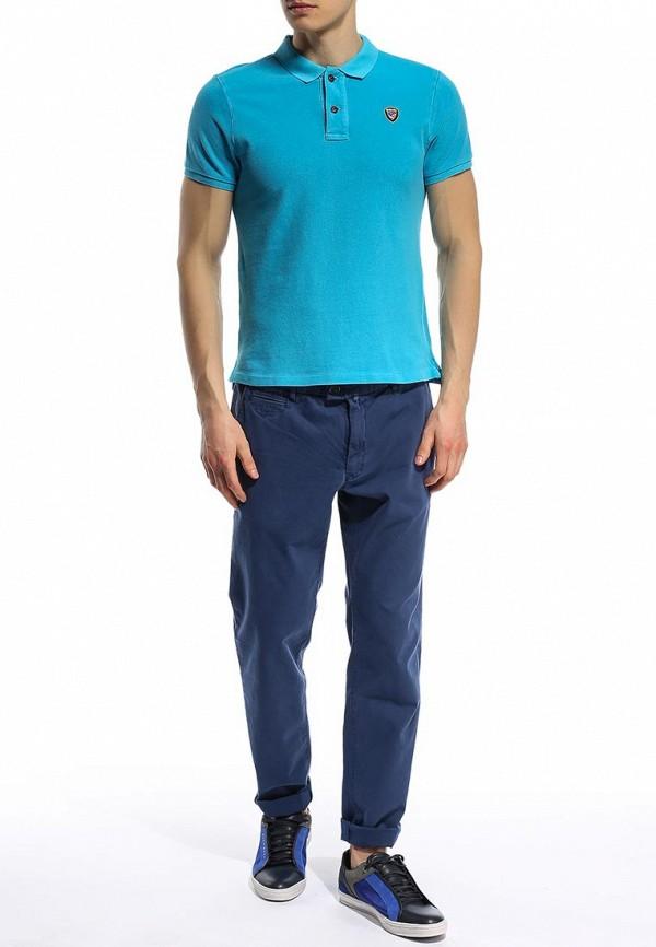 Мужские поло Blauer 15sblut02071: изображение 3