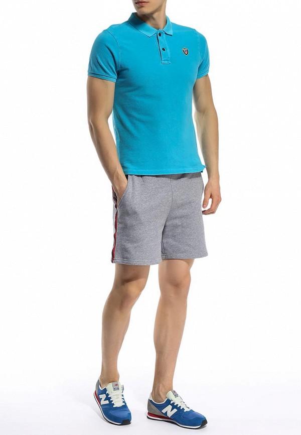Мужские поло Blauer 15sblut02071: изображение 5