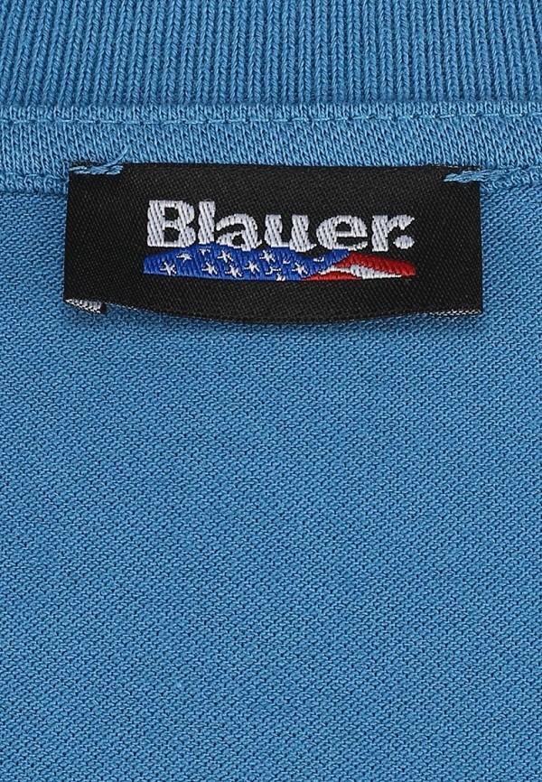 Мужские поло Blauer 15sblut02150: изображение 2