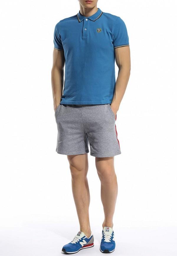 Мужские поло Blauer 15sblut02150: изображение 5