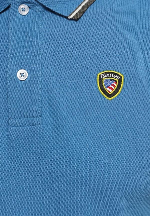Мужские поло Blauer 15sblut02150: изображение 6