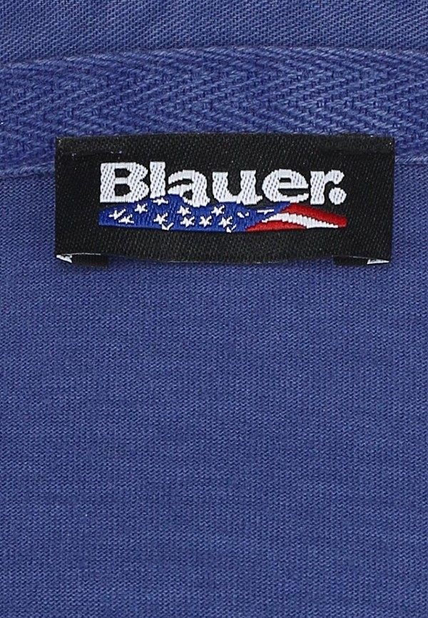 Мужские поло Blauer 15sblut02067: изображение 2