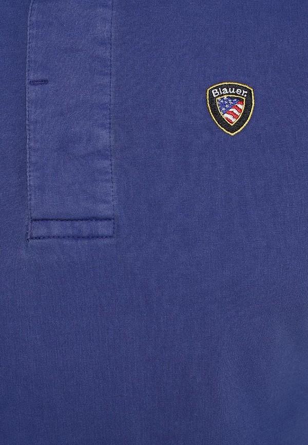 Мужские поло Blauer 15sblut02067: изображение 6