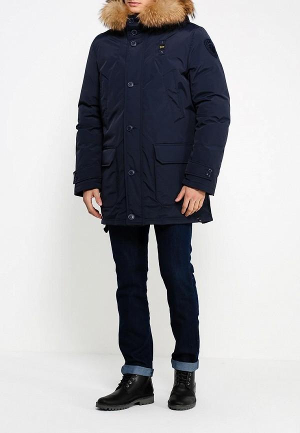Утепленная куртка Blauer 15WBLUK03080: изображение 2