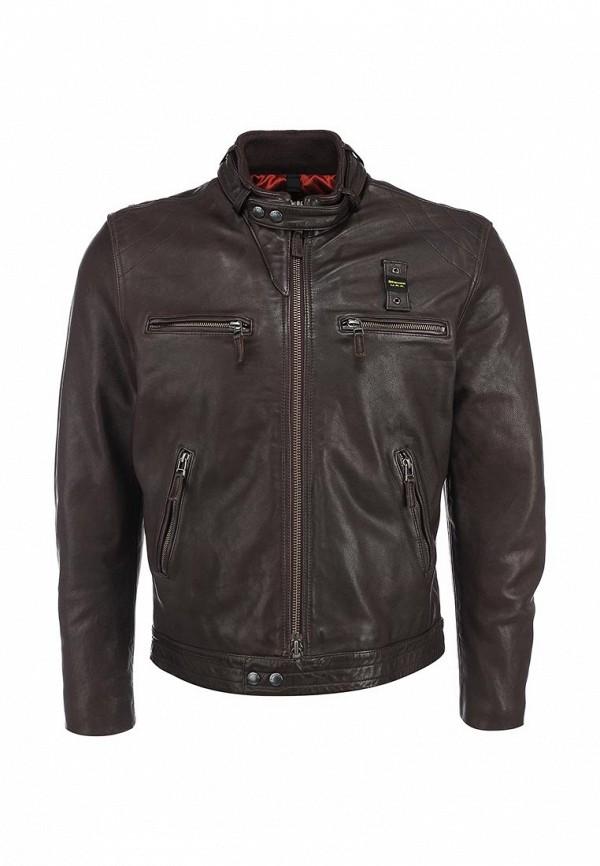 Кожаная куртка Blauer 15WBLUL01311: изображение 2