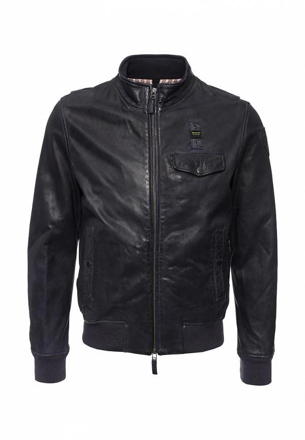 Кожаная куртка Blauer 16SBLUL02522: изображение 2