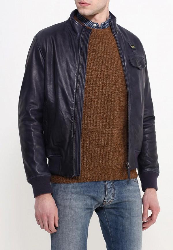 Кожаная куртка Blauer 16SBLUL02522: изображение 4