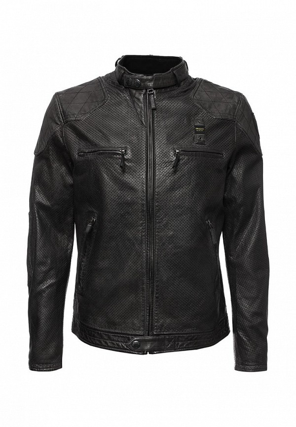 Кожаная куртка Blauer 16SBLUL02524: изображение 1