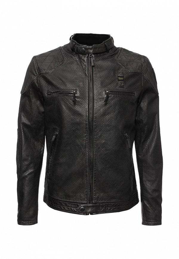 Кожаная куртка Blauer 16SBLUL02524: изображение 2