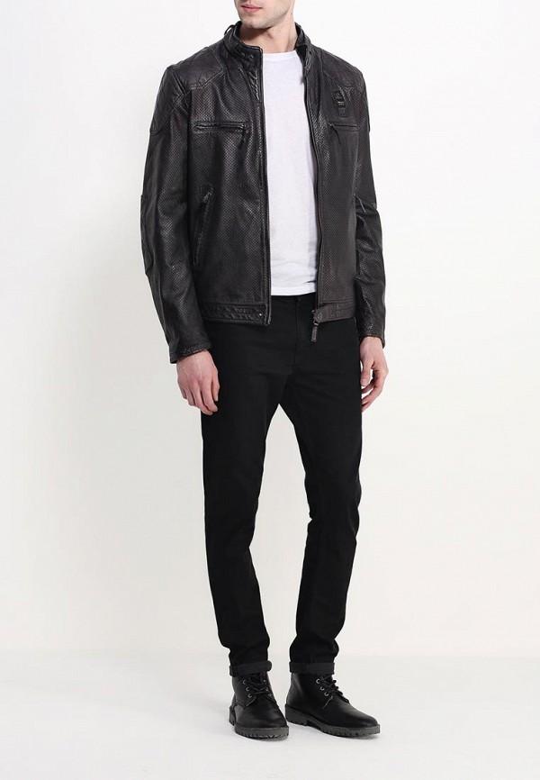 Кожаная куртка Blauer 16SBLUL02524: изображение 3