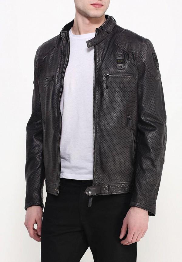 Кожаная куртка Blauer 16SBLUL02524: изображение 4