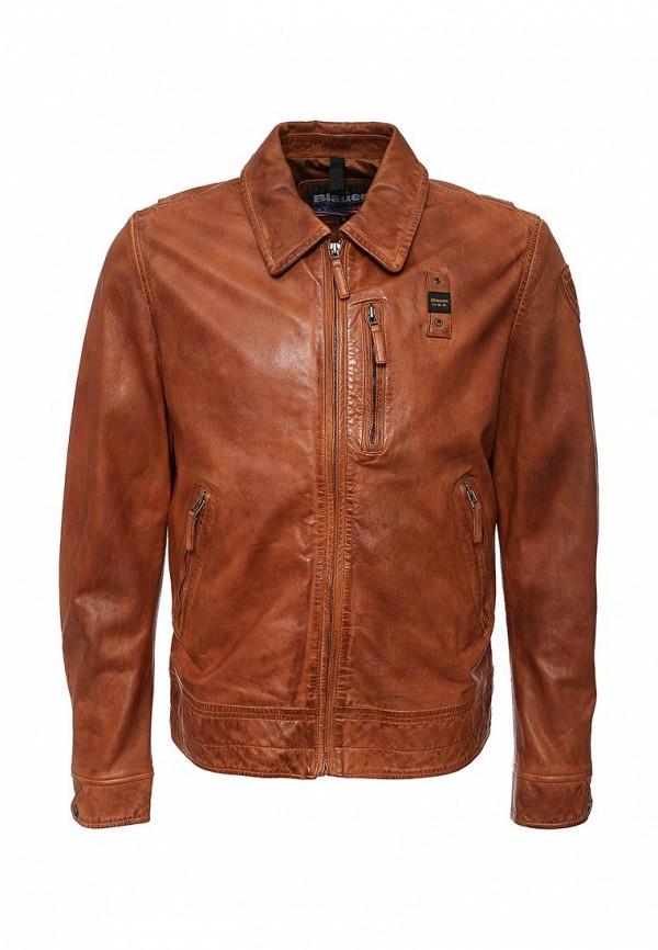 Кожаная куртка Blauer 16SBLUL02521: изображение 2