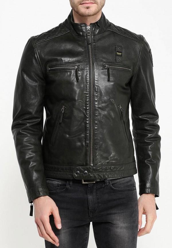 Кожаная куртка Blauer 16wblul01454: изображение 3