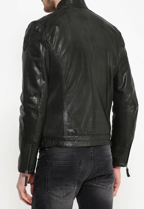 Кожаная куртка Blauer 16wblul01454: изображение 4