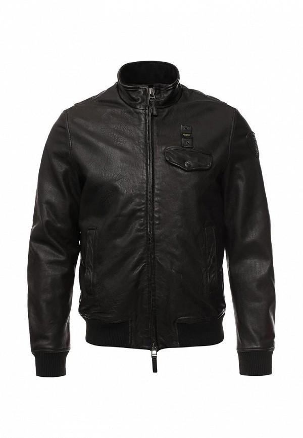 Кожаная куртка Blauer 16wblul01443: изображение 1