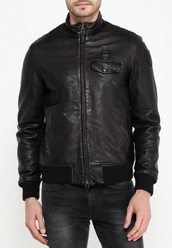 Кожаная куртка Blauer 16wblul01443: изображение 3