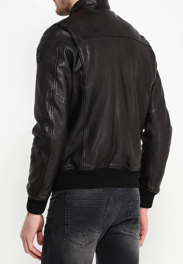 Кожаная куртка Blauer 16wblul01443: изображение 4