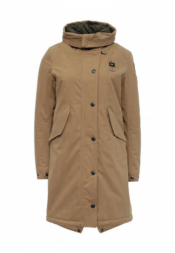 Утепленная куртка Blauer 16WBLDk01294: изображение 2