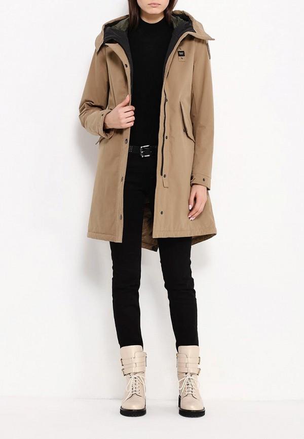 Утепленная куртка Blauer 16WBLDk01294: изображение 3