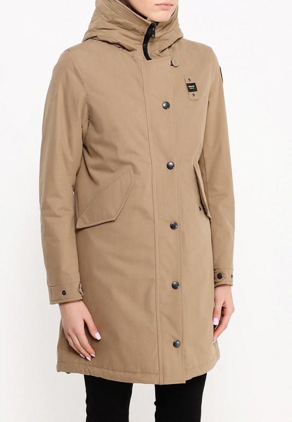 Утепленная куртка Blauer 16WBLDk01294: изображение 4