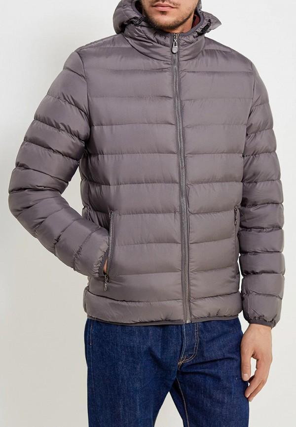 Купить Куртка утепленная B.Men, BM001EMAQBF2, серый, Весна-лето 2018
