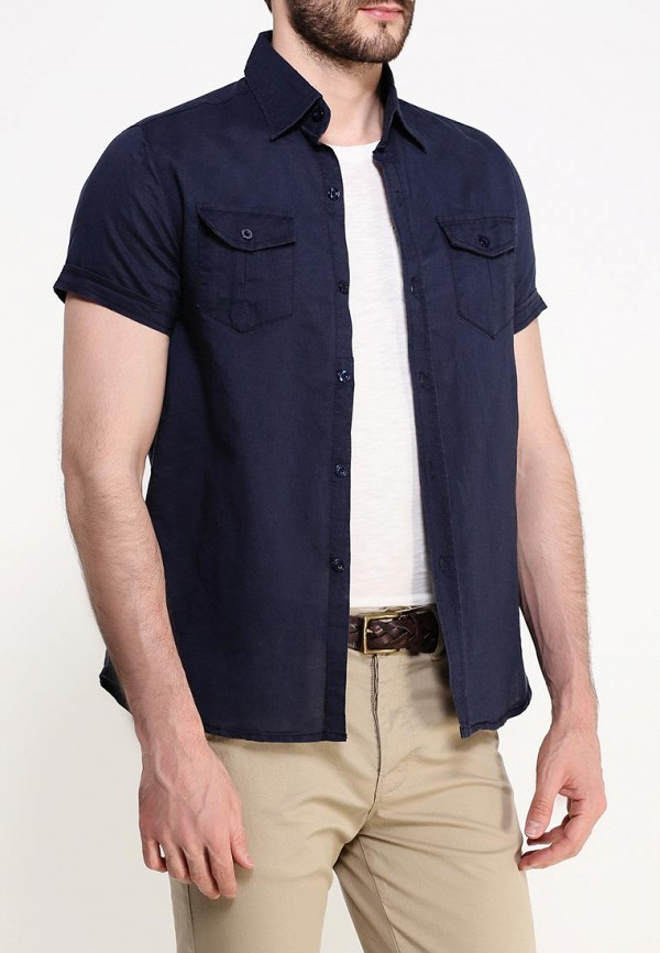 Рубашка с коротким рукавом B.Men R21-MK9005: изображение 4