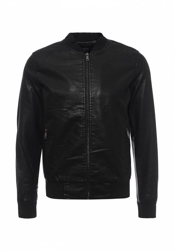 Кожаная куртка B.Men B020-W10
