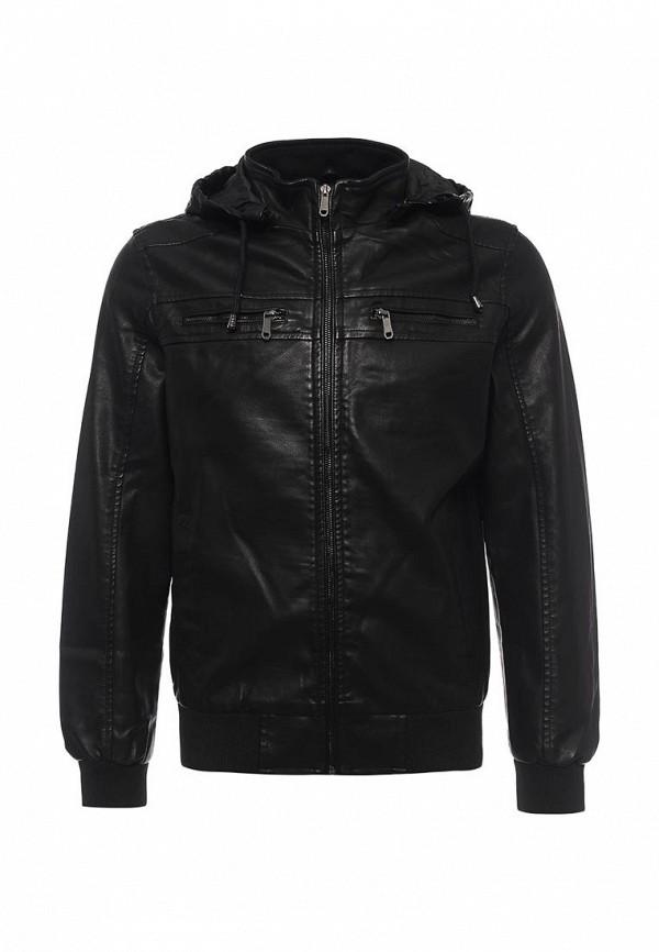 Кожаная куртка B.Men B020-W58