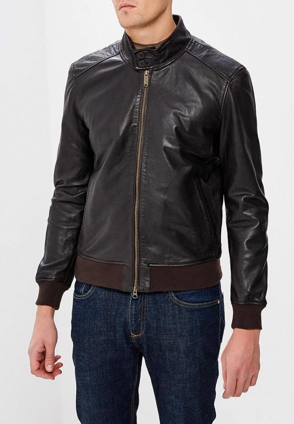 Куртка кожаная Bomboogie
