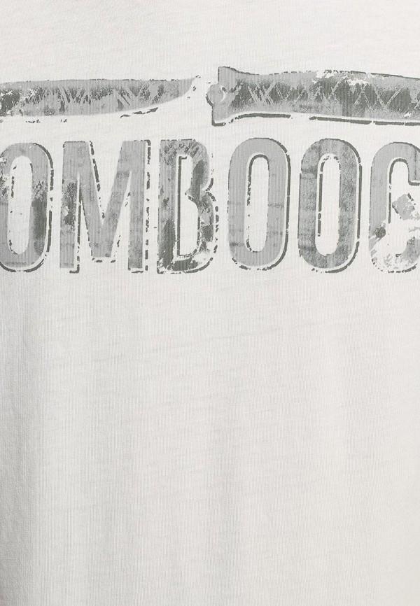 Футболка с надписями Bomboogie TM2620TJSBA: изображение 2