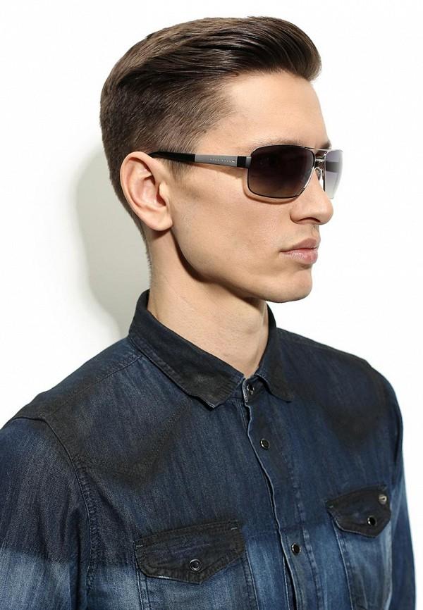 Мужские солнцезащитные очки Boss Hugo Boss BOSS 0521/S: изображение 7
