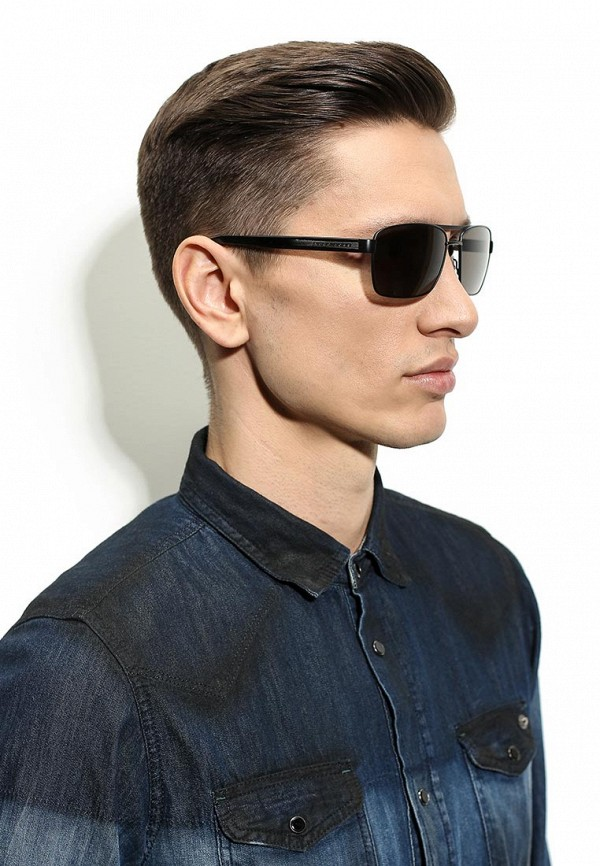 Мужские солнцезащитные очки Boss Hugo Boss BOSS 0592/S: изображение 2