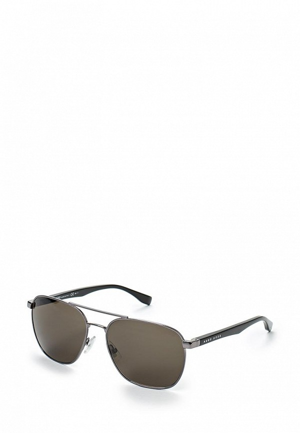 Мужские солнцезащитные очки Boss Hugo Boss BOSS 0701/S: изображение 2