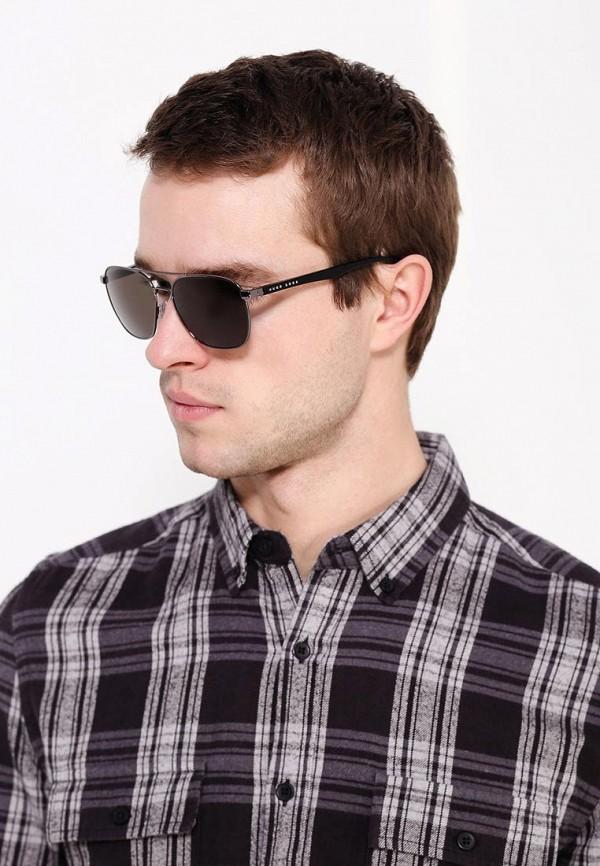 Мужские солнцезащитные очки Boss Hugo Boss BOSS 0701/S: изображение 6