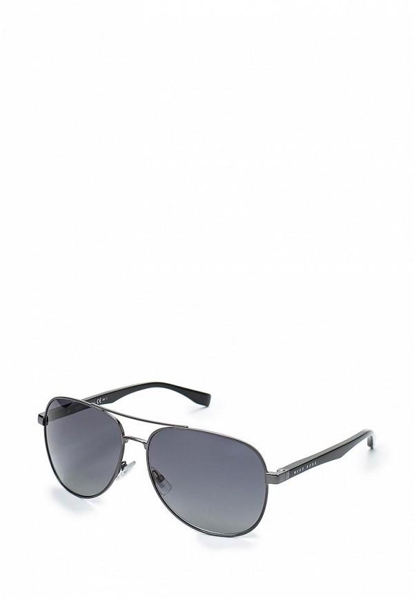 Мужские солнцезащитные очки Boss Hugo Boss BOSS 0700/S: изображение 2