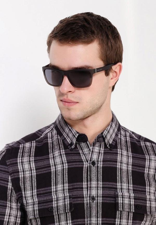 Мужские солнцезащитные очки Boss Hugo Boss BOSS 0727/S: изображение 4