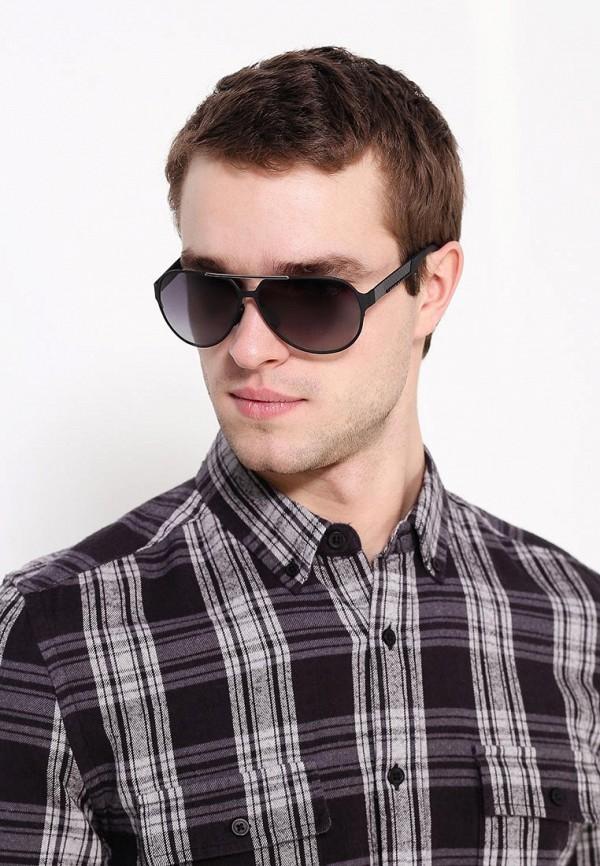 Мужские солнцезащитные очки Boss Hugo Boss BOSS 0669/S: изображение 4