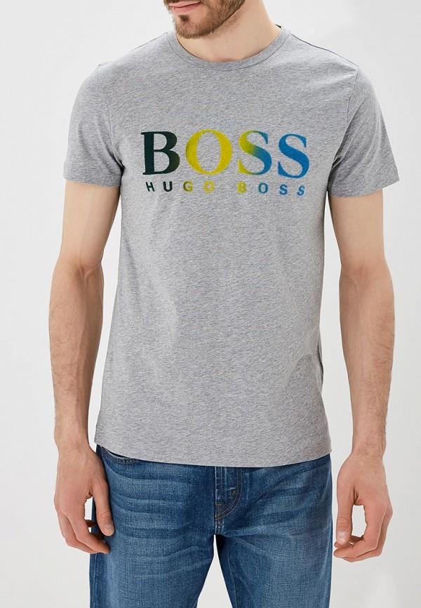 Фото Футболка Boss Hugo Boss. Купить с доставкой