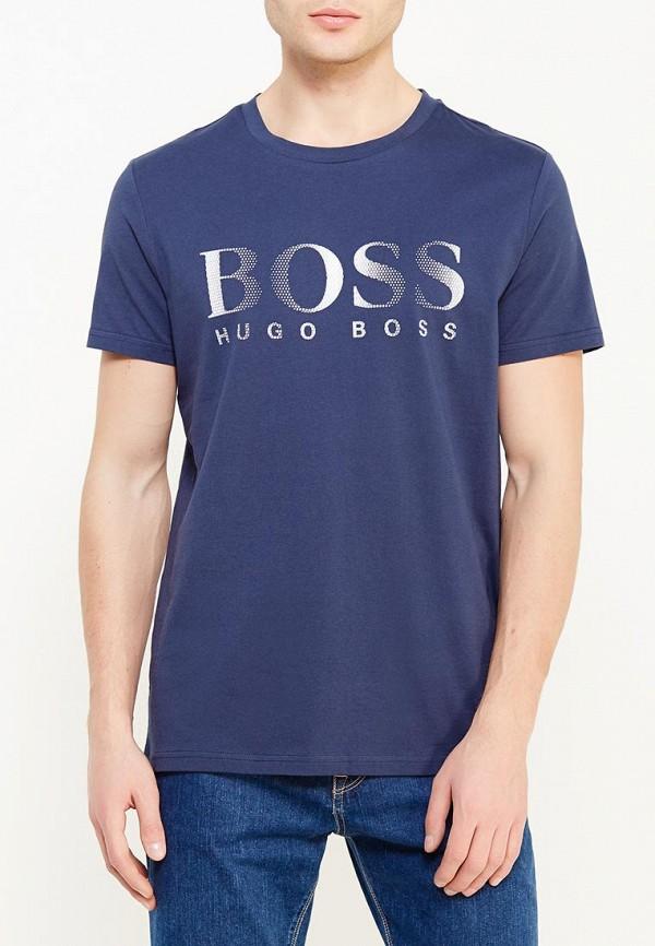 Футболка Boss Hugo Boss Boss Hugo Boss BO010EMYVA04 футболка boss hugo boss boss hugo boss bo456emyux17