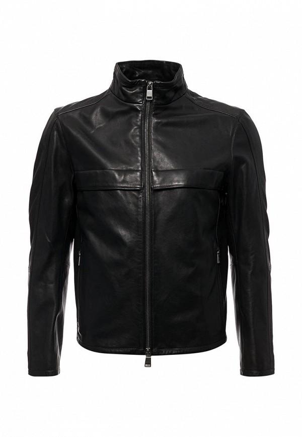 цена Куртка кожаная Boss Hugo Boss Boss Hugo Boss BO010EMYVD62 онлайн в 2017 году