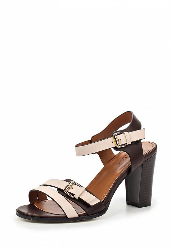 Босоножки на каблуке Bona Dea E197-N8269-1