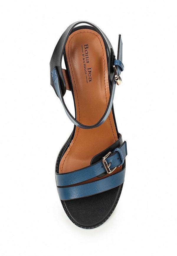 Босоножки на каблуке Bona Dea E197-N8269-2: изображение 4