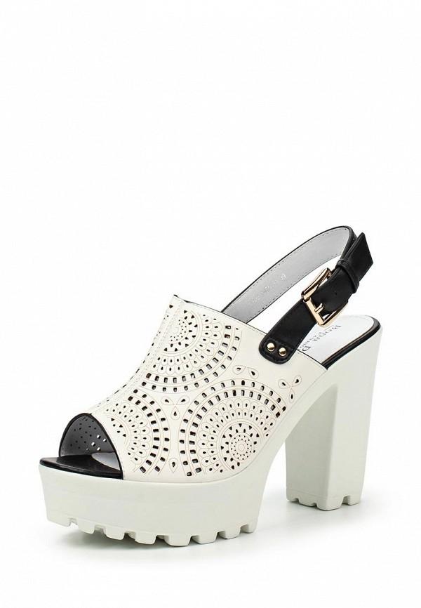 Босоножки на каблуке Bona Dea E705-N6151-1